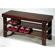 outdoor shoe storage bench australia wooden shoe rack bench uk