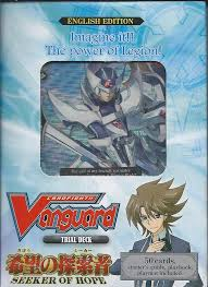 cardfight vanguard english trial deck seeker of hope in stock