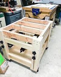 jointing together a miter saw table new and need help