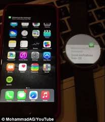 Use your Android smartwatch with an iPHONE with hack