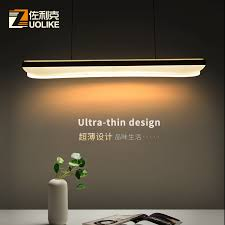 Get Quotations After Hanging Lighting Study Creative Personality Of Modern Minimalist Fashion Acrylic Dining Room Bedroom