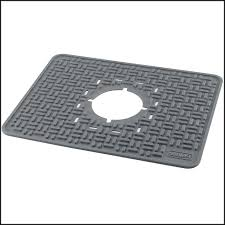 Kitchen Sink Protector Mats by Mesmerizing Stainless Steel Sink Protector 89 Stainless Steel Sink
