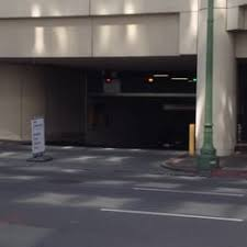 Trans Pacific Centre Garage Parking 1000 Broadway Oakland