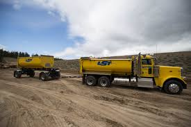Transfer Trailers By Wesco - Construction & Aggregate Industries