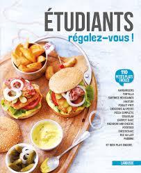 image recette cuisine cuisine quatre livres de recettes faciles pour étudiants