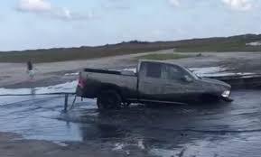 Dodge Pulled Out Of Mud By Ford…. Destroys Dodge Truck! – Speed Society