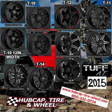 New 2015 TUFF A.T. Wheels – All-Terrain, Off-Road, Jeep, Truck, SUV | Scorpion Off Road Rims By Level 8 Moto Metal Offroad Application Wheels For Lifted Truck Jeep Suv Xf Xf207 Grizzly Trucks 4x4 Lifted Truck Wheels Jeep Street Dreams Beadlock Machined Wheel Method Race Tr Hardrock Series 025 True Beadlock Single Fuel Offroad Success Double Standard Matte Black Home Mamba Vision Offroad Fury Gloss With Blue Accents 24 Fuel Alloy For Sale Dhwheelscom Recoil D584
