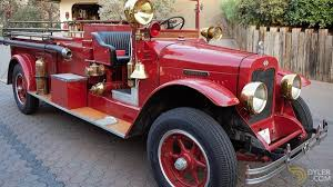 100 Antique Fire Truck For Sale Classic 1927 International Harvester For 5008 Dyler