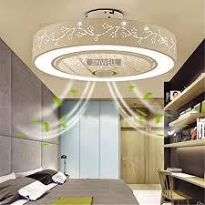 deckenventilator mit beleuchtung fan led deckenleuchte moderne licht einstellbare windgeschwindigkeit leise fernbedienung dimmbar deckenle büro