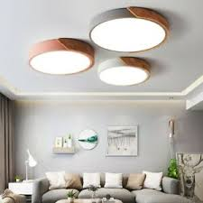 details zu led deckenleuchte ultraflach panel deckenle indirektes licht für wohnzimmer
