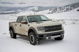 100 Most Fuel Efficient Trucks 2013 Ford F150 SVT Raptor Supercrew Autoblog