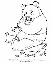 Great Panda Coloring Pages