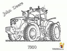 Dessins Gratuits À Colorier Coloriage Tracteur À Imprimer Of