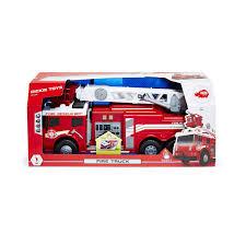 100 Fire Trucks Toys Dickie SOS Truck
