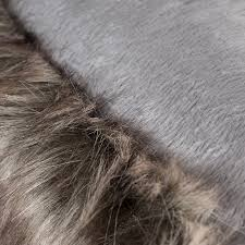 Restoration Hardware Dog Bed by Amazon Com Petmaker Small Faux Fur Gray Wolf Dog Bed 23 X 19