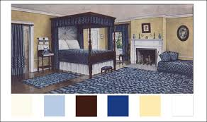 Colonial Style Decorating