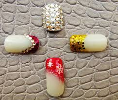 100 Nail Art 2011 Glam It Up With Stunning Shizuka New York Day Spa
