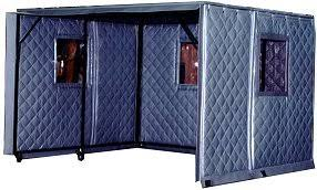 acoustic curtain enclosures noise curtains