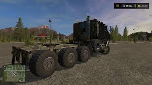 100 Het Military Truck SLAT ARMORED OSHKOSH HET M1070 V1 Modhubus