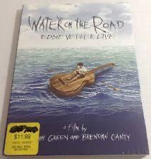 Eddie Vedder No Ceiling by Eddie Vedder Water On The Road Dvd 2011 Ebay