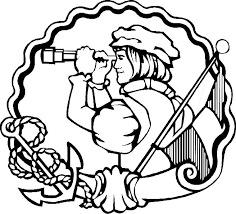 Happy Columbus Day Coloring Pages 2016 Image Wallpapers For Preschoolers Kindergarten Christopher Pic