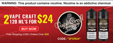 Vape Mods, E-Juices, Tanks & Batteries | Vape Craft Inc. Vape Ejuice Coupon Codes Promo Usstores Archives Vaping Vibe Hogextracts And House Of Glassvancouver Vapewild Deal The Week 25 Off Cheap Deals Ebay Mystery Box By Ajs Shack Riptide Razz 120ml Juice New Week New Deal Available Until 715 At Midnight Cst Black Friday Cyber Monday Vapepassioncom Halloween 2018 Gear News Hemp Bombs Discount Codeexclusive Simple Bargains Uk