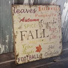 Rustic Fall Barnwood Sign Cottage Home Decor Vegetarian Vegan Thanksgiving Halloween Tofurkey Football Antique White Wall