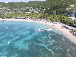 Curtain Bluff Resort All Inclusive by Antigua U0027s Curtain Bluff Hotel Shown In Unseen Photos Daily Mail