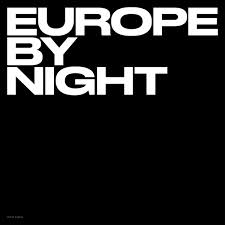 METRO RIDERS EUROPE BY NIGHT POSSIBLE MOTIVE Test Pressing