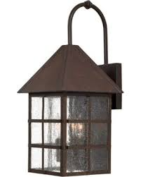 amazing deal on the great outdoors townsend 3 light outdoor wall