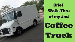 100 Coffee Truck For Sale For 23000 YouTube