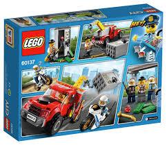 Great Discount LEGO City Tow Truck Trouble - 60137 [EJCBOQZY ...