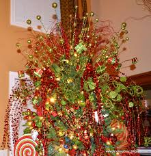 Pine Cone Christmas Tree Decorations by Images About Christmas Dacor On Pinterest Trees Deco Mesh And
