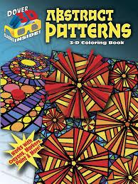 3 D Coloring Book