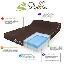 Top Rated Orthopedic Dog Beds by Top Rated Orthopedic Premium Gel Memory Foam Pet Bed For Large