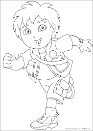 Online For Kid Diego Coloring Pages 28 About Remodel Site With