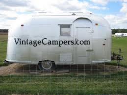1968 Vintage FAN Camper Travel Trailer 1250