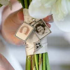 Charms for Wedding Bouquet Memory Charm Bridal Bouquet Charm