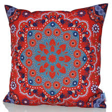 24 X 24 Patio Cushion Covers by Moroccan Floor Pillows For Great Home Decor Decor On The Line