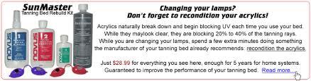 Puretan Tanning Bed by Puretan Lamps