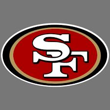 100 Truck Window Decal San Francisco 49ers NFL Car Sticker