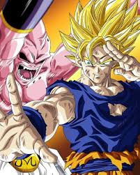Majin Lamp Vs Goku by 236 Best Dragon Ball Z Images On Pinterest Artworks Awesome