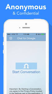 Chat Now for Omegle Pro Talk with Strangers IPA Cracked for iOS