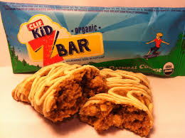 Review CLIF Kid Z Bar Iced Oatmeal Cookie