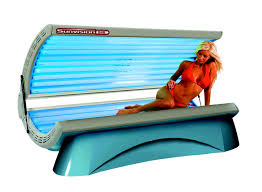 Solar Storm Tanning Bed by Wolff Tanning Beds Tanning Bed 2 Sunfire 16 Deluxe Showroom