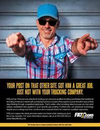 100 Tp Trucking Find A Trucker Job FATJcom TP AdvertisingTP Advertising