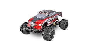 100 Red Monster Truck Cat Racing 15 Rampage XT 4WD Gas RTR