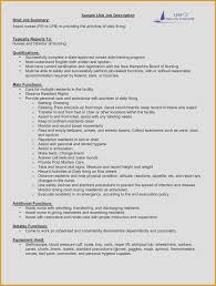 22 Resume For Nursing Job Sakuranbogumi Com With Sample And