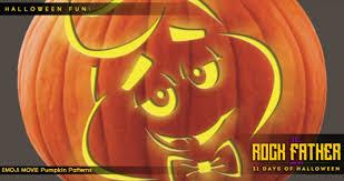 Tmnt Pumpkin Template by 31daysofhalloween Emoji Pumpkins Here U0027s Free Emoji Pumpkin