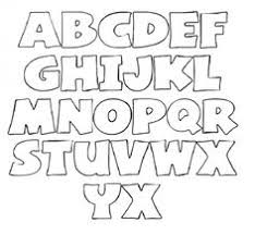 free printable fonts letters Google Search applique